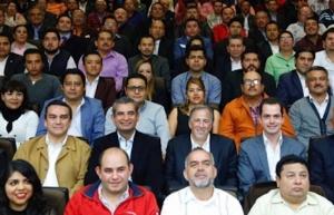 Instituto Reyes Heroles capacitará a representantes electorales del PRI