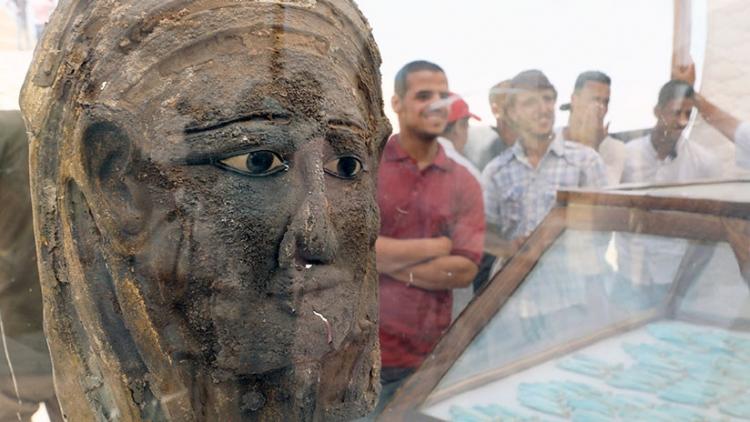 Hallan tumba que puede desvelar secretos sobre momificación