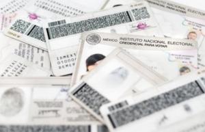 Informa INE sobre nuevos modelos de credencial para votar con fotografía