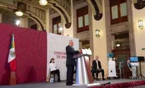 Gobierno de México diseña y produce respiradores para pacientes de coivid-19