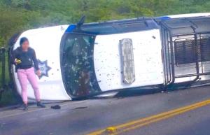 Cinco policías mueren en ataque en estado central de México, informa Seguridad Pública