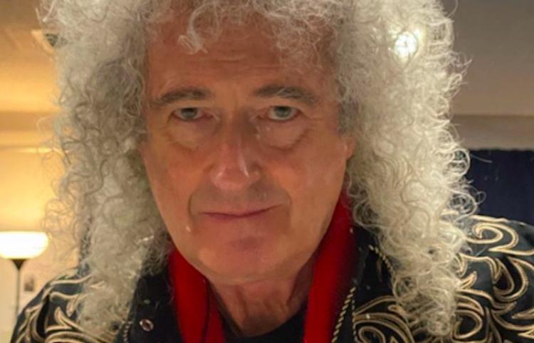 Brian May, de Queen, lanza ropa deportiva para mujer