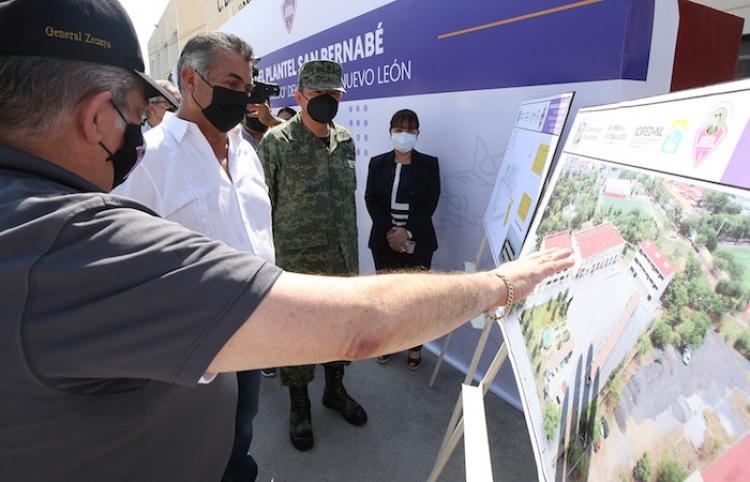 Pide Jaime Rodríguez impulsar Ciudad Santuario en Anáhuac