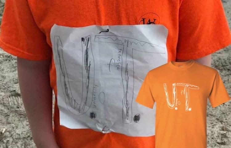 'Bullean' a niño por dibujarse el logo de su equipo; termina siendo el diseño oficial