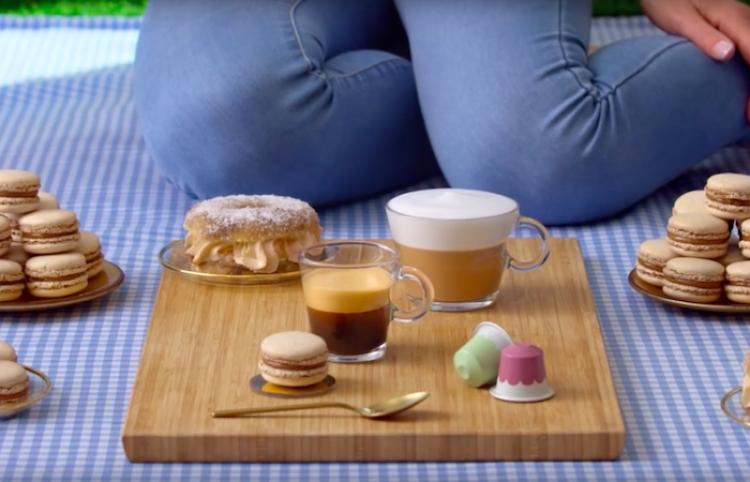 """India Mahdavi y Nespresso se unen en una dulce  """"colección de cápsulas"""""""