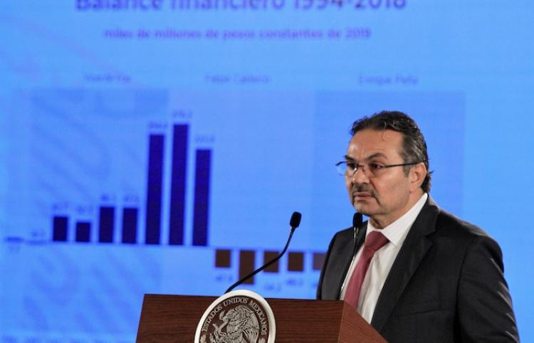Pemex presenta Plan de Negocios para rescate de industria petrolera