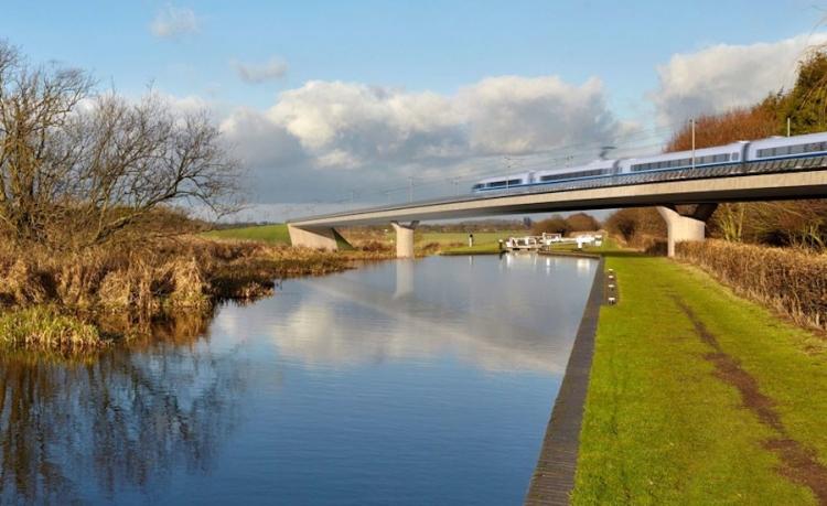 Aprueban nuevo tren de alta velocidad en Inglaterra