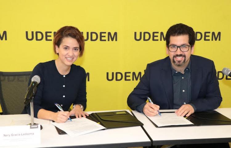 UDEM y Cómo Vamos, Nuevo León, refrendan compromiso con la democracia