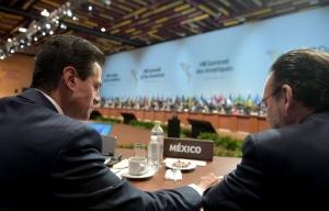 Peña Nieto y Videgaray, entre implicados en anomalías del Viaducto Bicentenario