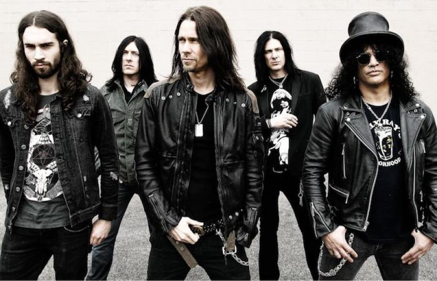 Resultado de imagen de slash ft. myles kennedy & the conspirators