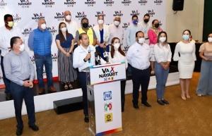 Llama Marko Cortés a ciudadanos a rescatar a México del estado de emergencia en el que se encuentra