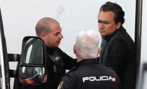Sale de México hacia Madrid aeronave que traerá de regreso a Emilio Lozoya