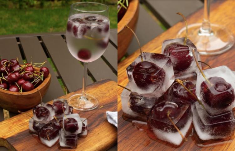 Prolonga el sabor del verano todo el año y congela tus cerezas