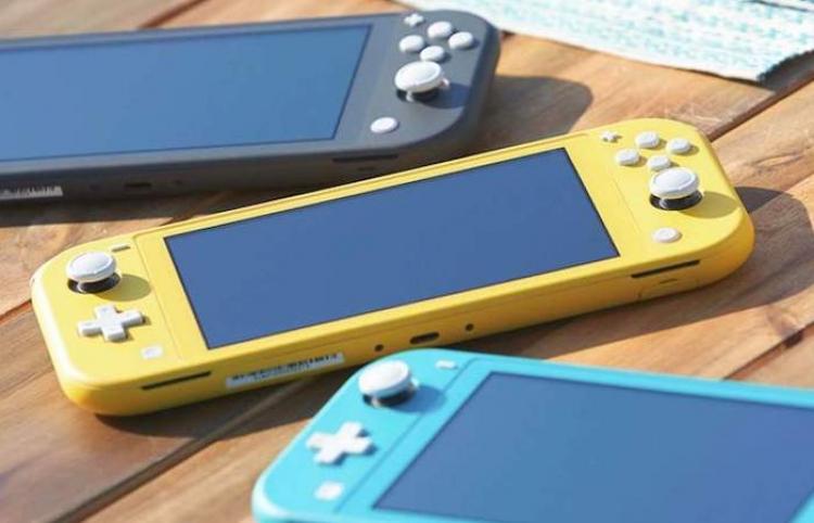 Anuncian el Nintendo Switch Lite y estás son las diferencias al original