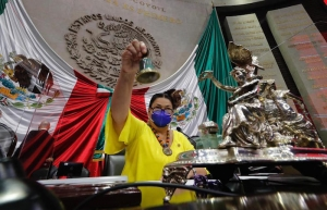 El Poder Legislativo participa en la construcción de la política exterior de Estado: Dulce María Sauri Riancho