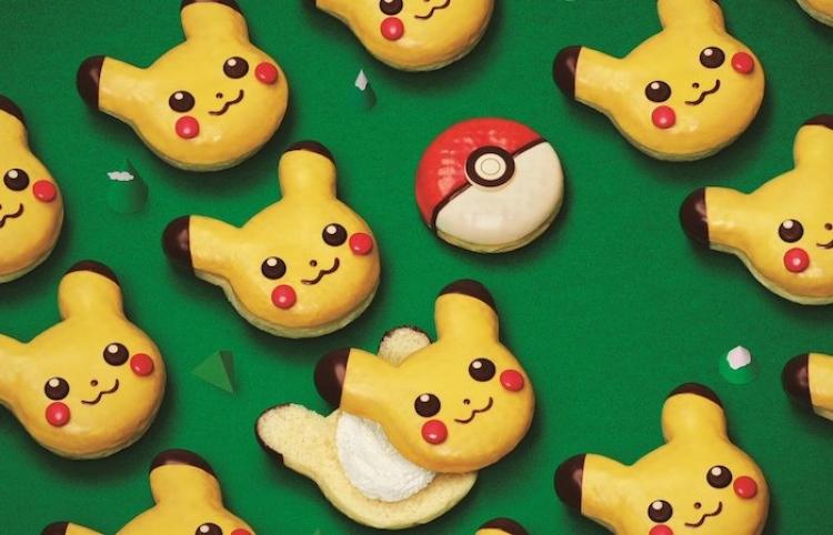 ¿'Ecce Homo' japonés? Los fallidos 'donuts' de Pikachu de una campaña de promoción