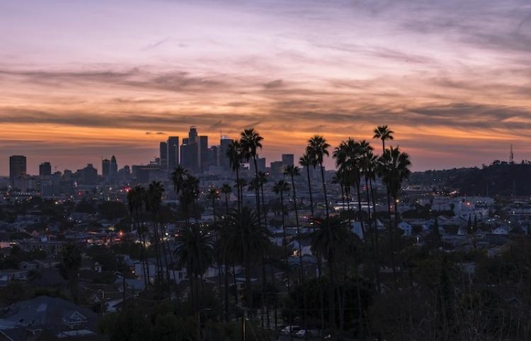 """Los Ángeles sigue trabajando para ser una """"ciudad azul"""""""