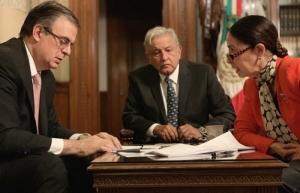 Habla López Obrador con Donald Trump sobre tema migratorio