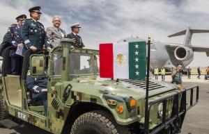 Fuerzas Armadas refrendan trabajo en pro del desarrollo y la paz de México