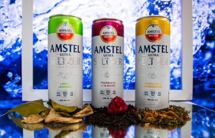 ¿De qué está compuesta la Amstel ULTRA Seltzer? Conoce la nueva propuesta 'sofisticadamente simple'