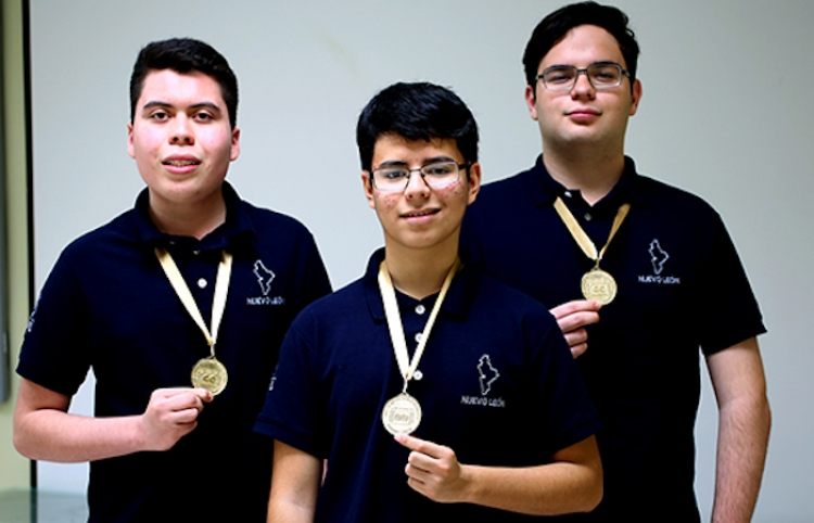 Estudiantes de la UANL buscan pase a Olimpiada Internacional de Biología