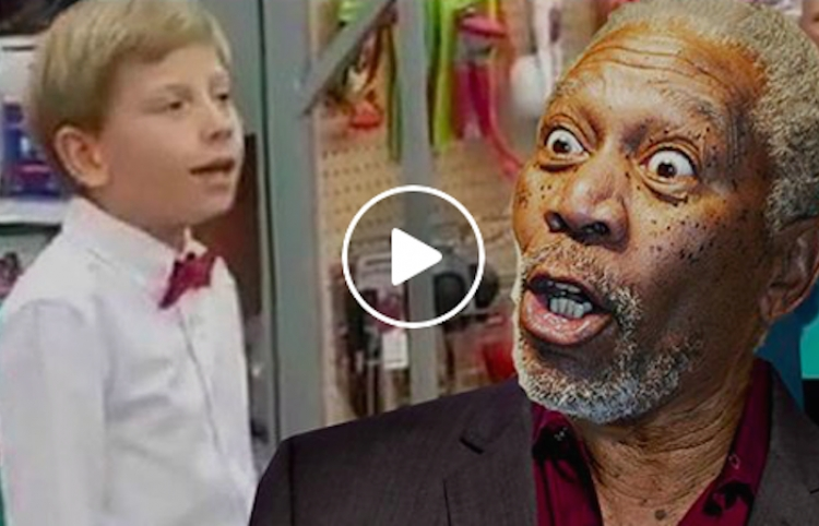 FAKE NEWS: Morgan Freeman da su recopilación del 2018