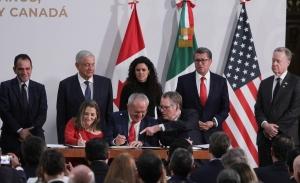 Acuerdo de T-MEC positivo para trabajadores: Chrystia Freeland