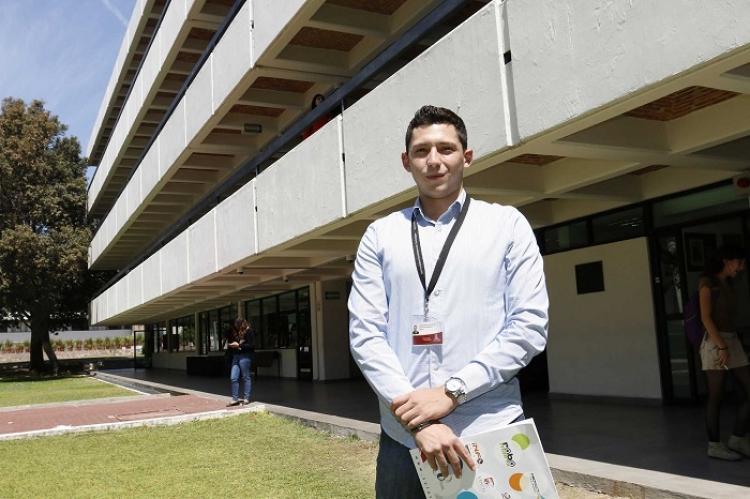 Estudiante tapatío presidirá a Jóvenes Investigadores de Latinoamérica