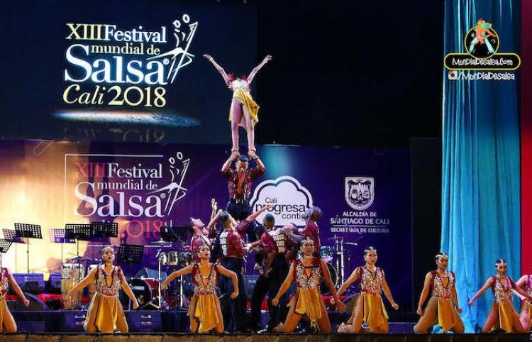 XIV Festival Mundial de Salsa de Cali, Colombia