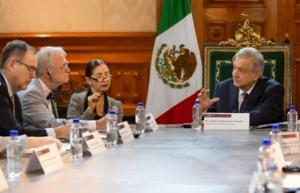 López Obrador dialoga con legisladores de EUA sobre acuerdo comercial