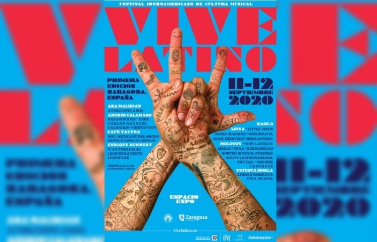 Café Tacvba y Molotov encabezan cartel de Vive Latino España