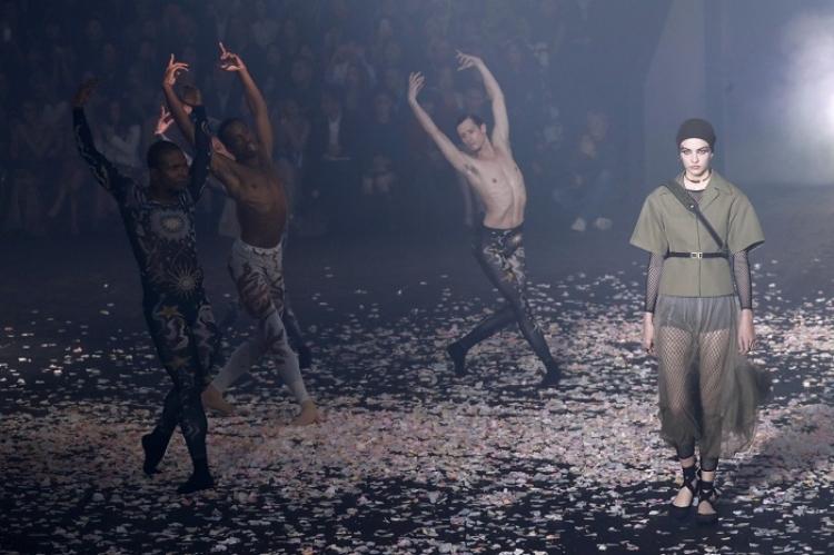 Dior lleva el ballet a la colección primavera-verano 2019