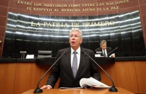 Lamenta Peña Nieto fallecimiento de su extitular de la SCT