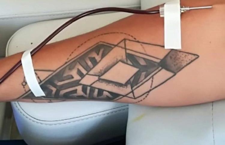¿Tienes tatuajes? Sí puedes donar sangre