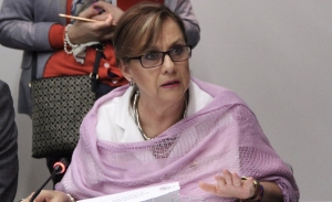 Senadora Martha Lucía Micher pide indulto para encarceladas por abortar