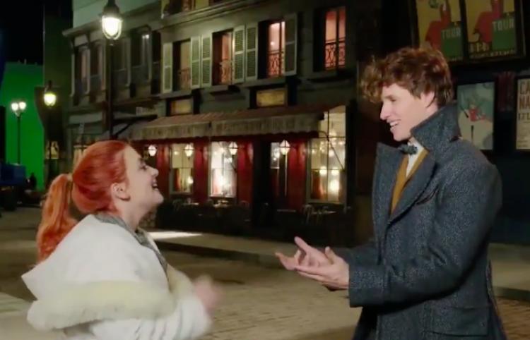 'Hey que onda soy Eddie', Eddie Redmayne habla en español