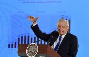 """""""Van bien"""", pláticas sobre contratos de gasoductos, afirma López Obrador"""
