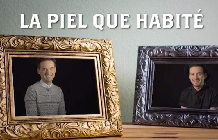 """Jesús Zavala Y Hugo Sánchez en """"La piel que habité"""""""
