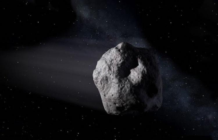 Revela NASA imagen del asteroide Bennu en movimiento