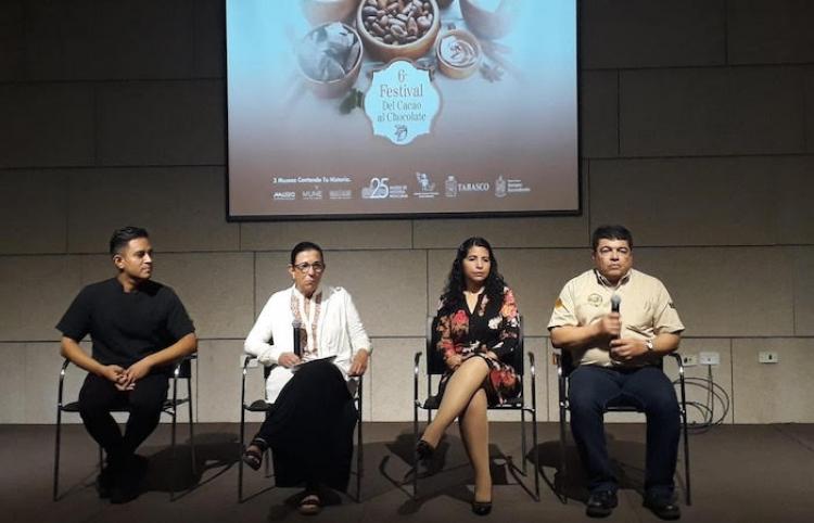 Invita 3 Museos al Festival del Cacao al Chocolate
