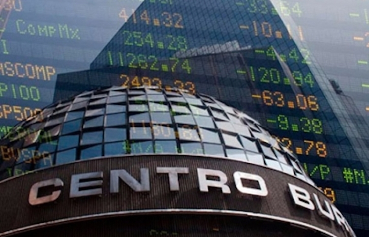 Bolsa Mexicana rebota y gana 1.98 por ciento