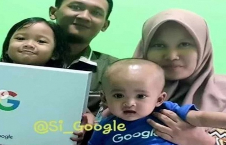 Asiáticos llaman a su hijo 'Google' para que sea 'un líder'