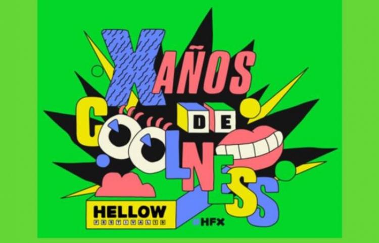 J Balvin, Kygo y A$AP Rocky encabezan la décima edición de Hellow Festival