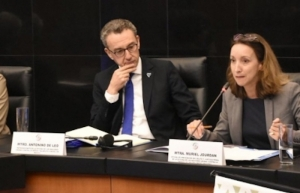 México e Italia analizan estrategia para abordar crisis penitenciaria
