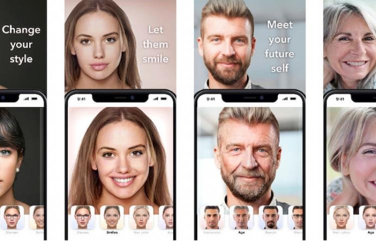 FaceApp: La app que te muestra 'de viejo' causa furor en la Red y los expertos advierten de que esconde un peligro