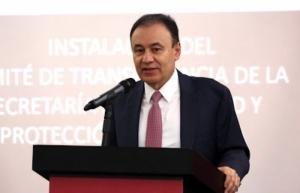 Gobierno no permitirá corrupción e impunidad, advierte Alfonso Durazo