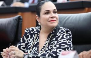 Eligen a Mónica Fernández como nueva presidenta del Senado