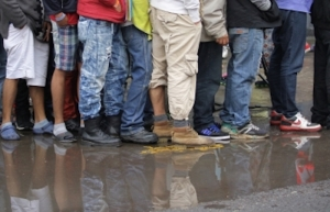 Migrantes centroamericanos avanzan rumbo a Guanajuato