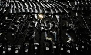 Va México contra tráfico de armas provenientes de Europa