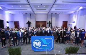 PAN llama a defender la propiedad privada y a frenar el autoritarismo